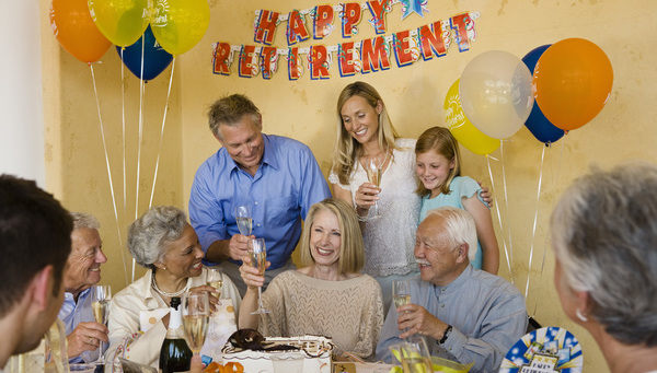 Ideas For A Great Retirement Party